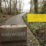 RAUWcoST zorgt voor een koffer vol verhalen en een sterk haakje door een onderscheidend concept.