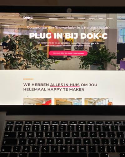 Bezoek DOK-C online